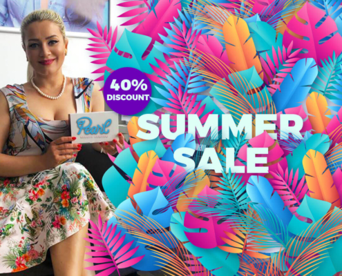 summer sale pearl beauty center